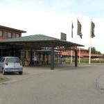 Nordmanden boede i et skovareal ved Hotel Trinity i Fredericia