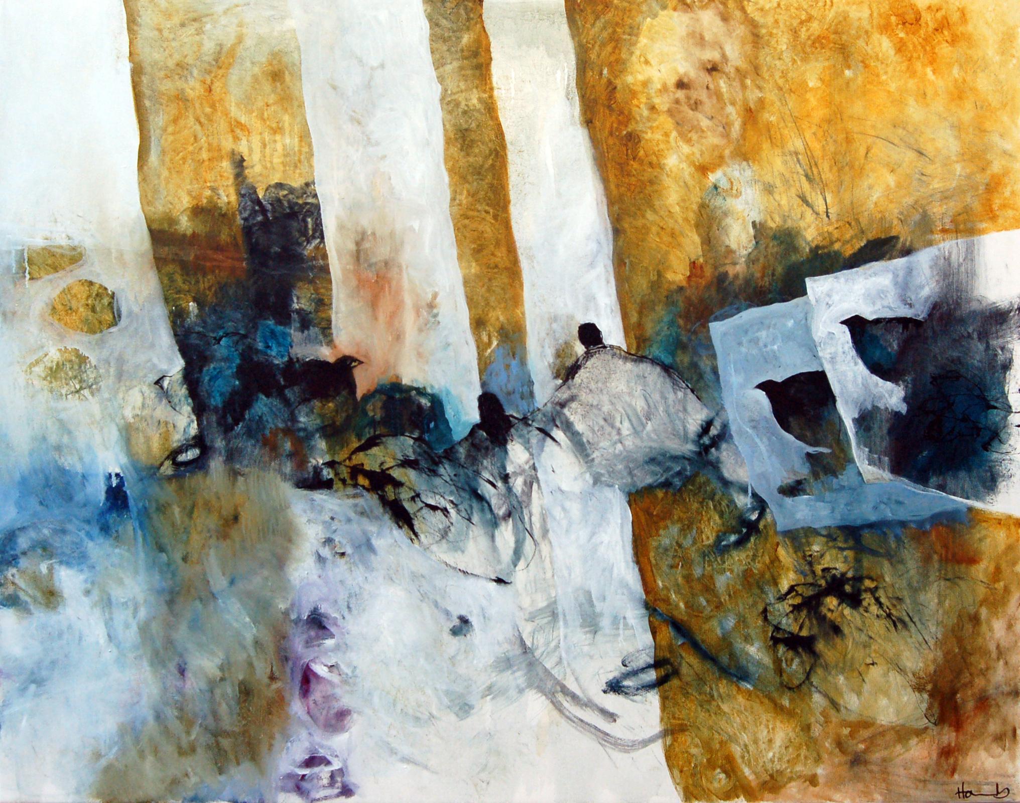 Kvinder viser kunst i Kulturcenter Kongensgade 111