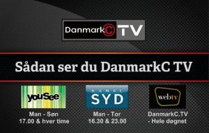 DanmarkC TV sende
