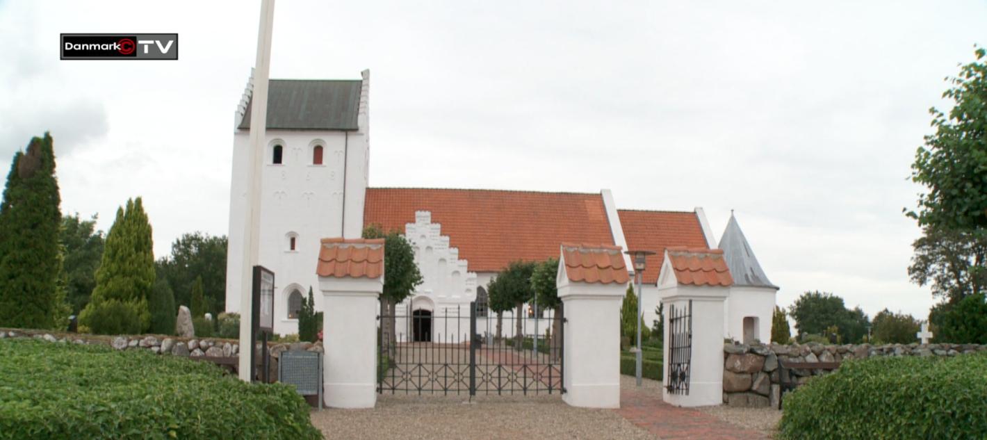 Taulov Kirke fejrer 850-års fødselsdag!