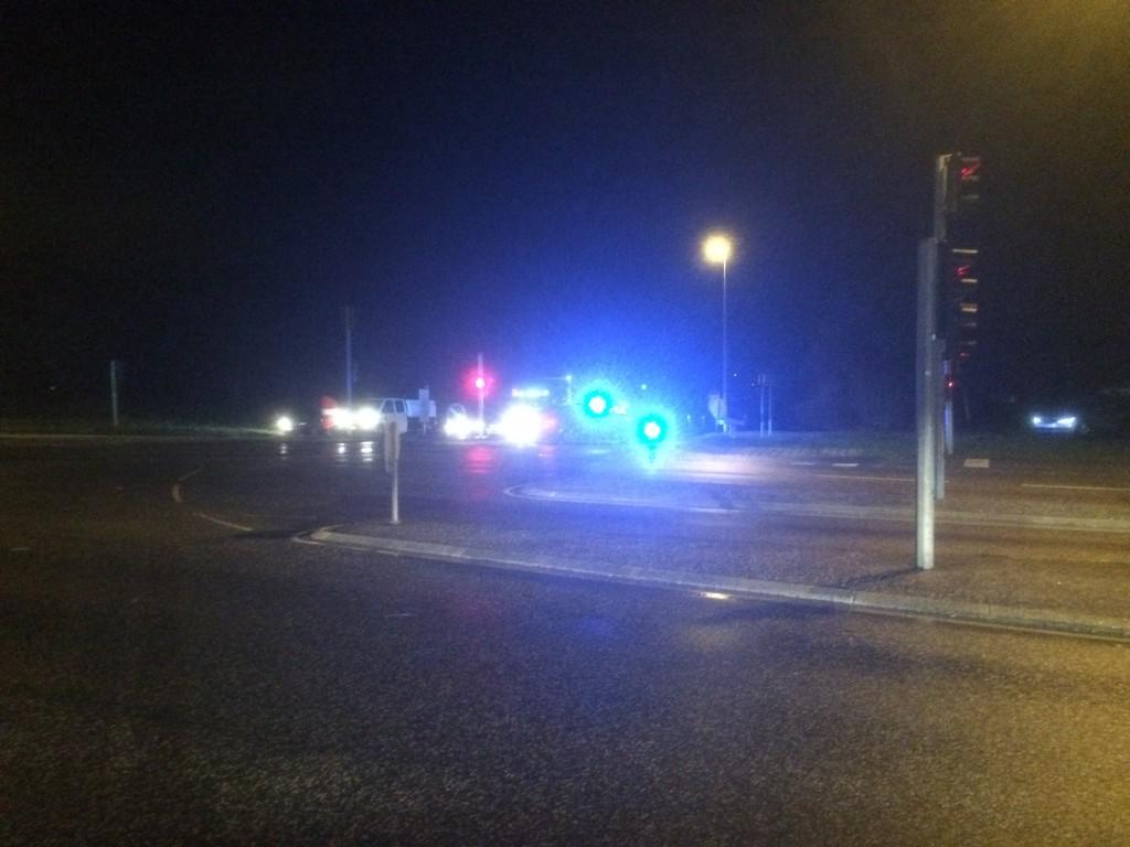Begge Lillebæltsbroer og Vejlefjordbroen er nu lukket – Politiet fraråder unødig udkørsel