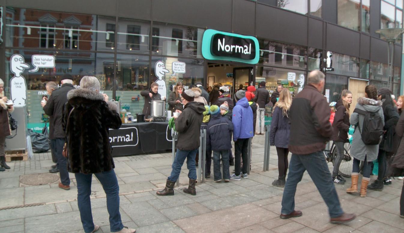 Flere butikker skal give mere liv i Fredericia