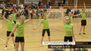 EGIF Springpiger