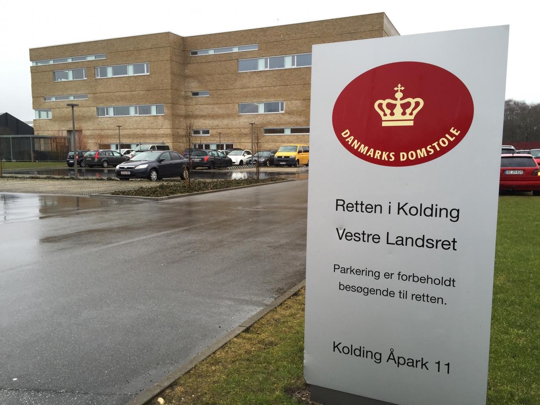 50-ÅRIG FREDERICIANER SKAL TO ÅR OG SEKS MÅNEDER I FÆNGSEL