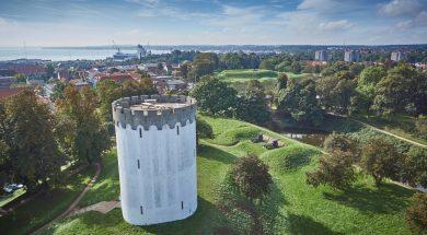 Fredericiavold vandtårn