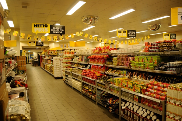 Torsdag morgen kl.08.00 åbner Netto en helt ny butik i Fredericia