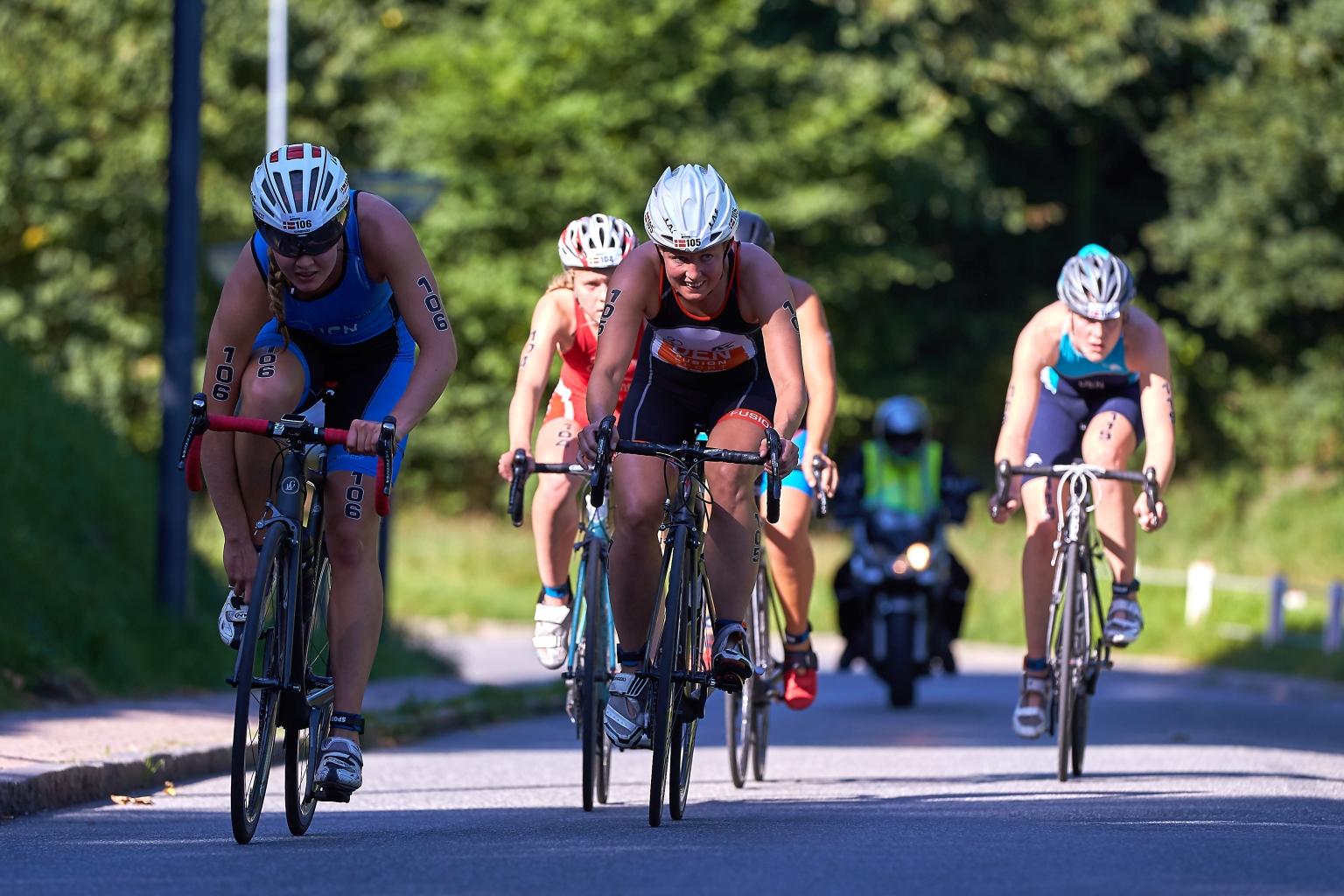 Triatlonfest kører uden om Den Gamle Lillebæltsbro