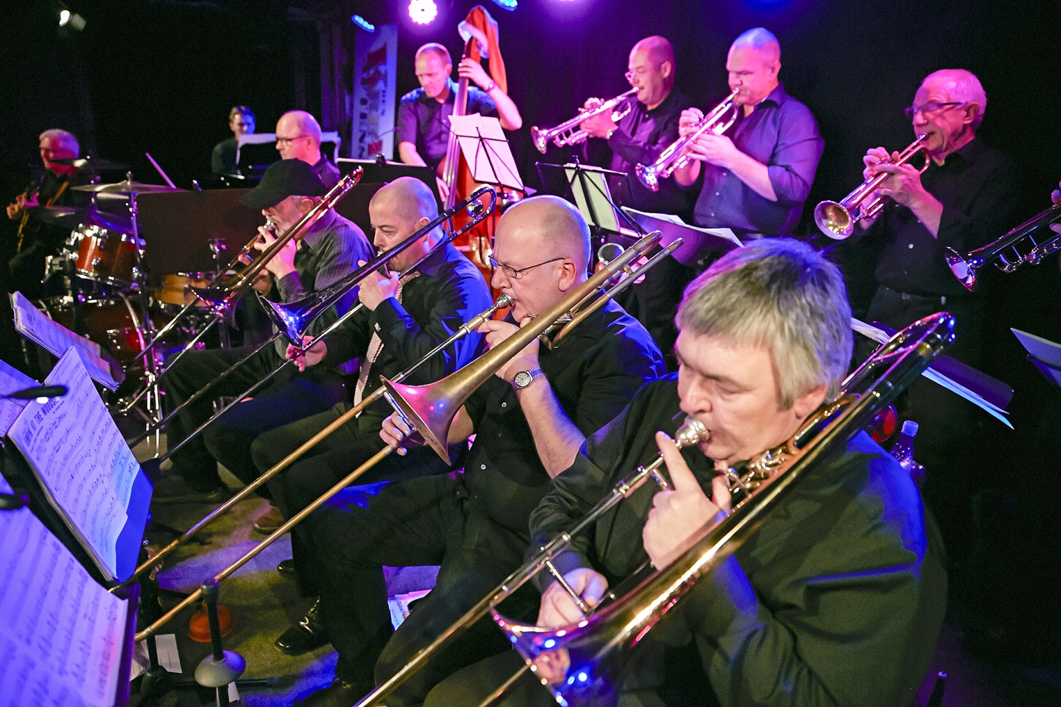 Julekoncert med Fredericia Big Band og Søren Okholm