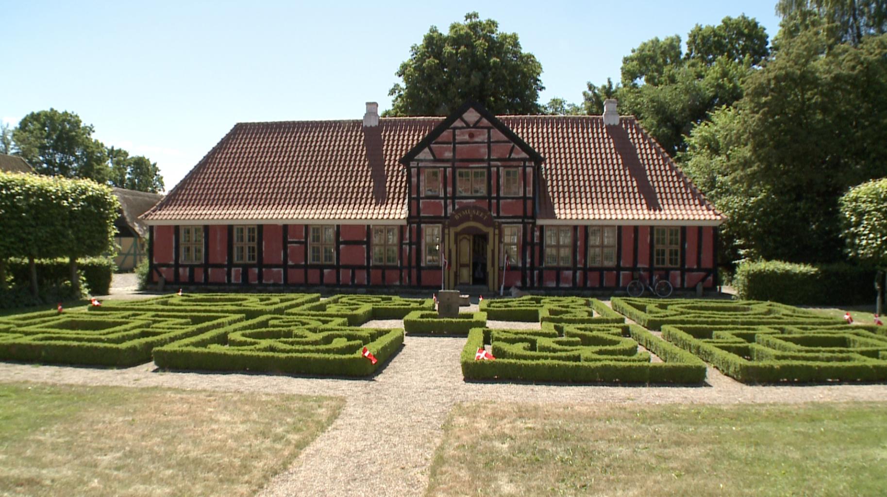 Grundlovsfest i museets gård – Tradition og fornyelse