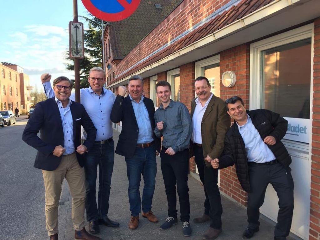 FLERE UNGE SKAL HØRES I DEN POLITISKE DEBAT