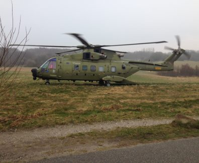 112 helicopter