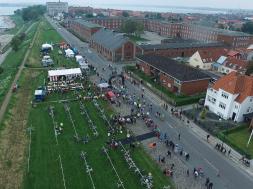 Bike & Run Drone