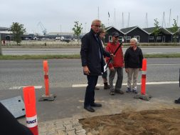 Steen Wrist Ørts cykelsti