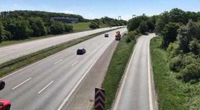 motorvej 112 ulykke færdsel