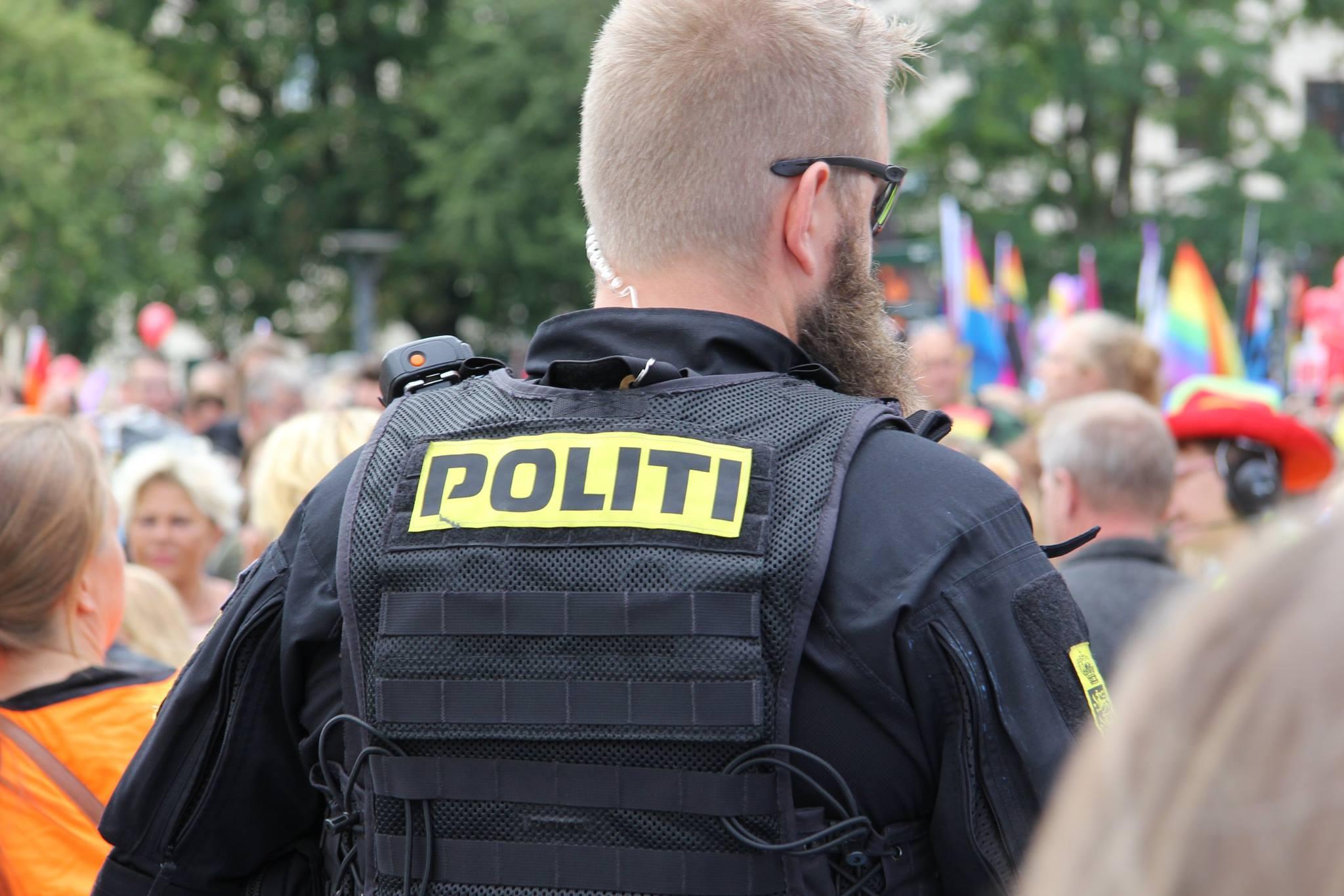Protest mod Baltic Pipeline førte til anholdelser