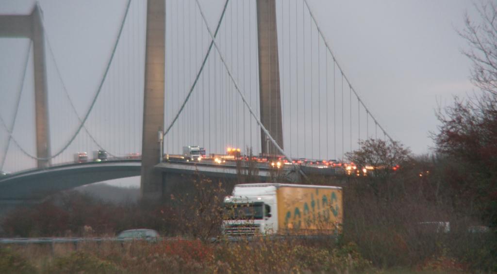 Stor beredskabsøvelse på Den Nye Lillebæltsbro
