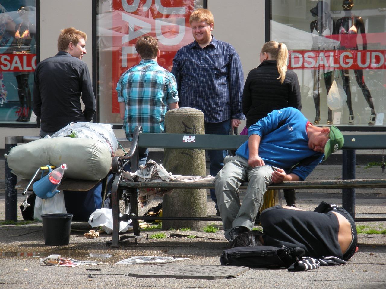 FOKUS PÅ VÆRDIGE FORHOLD FOR HJEMLØSE I FREDERICIA