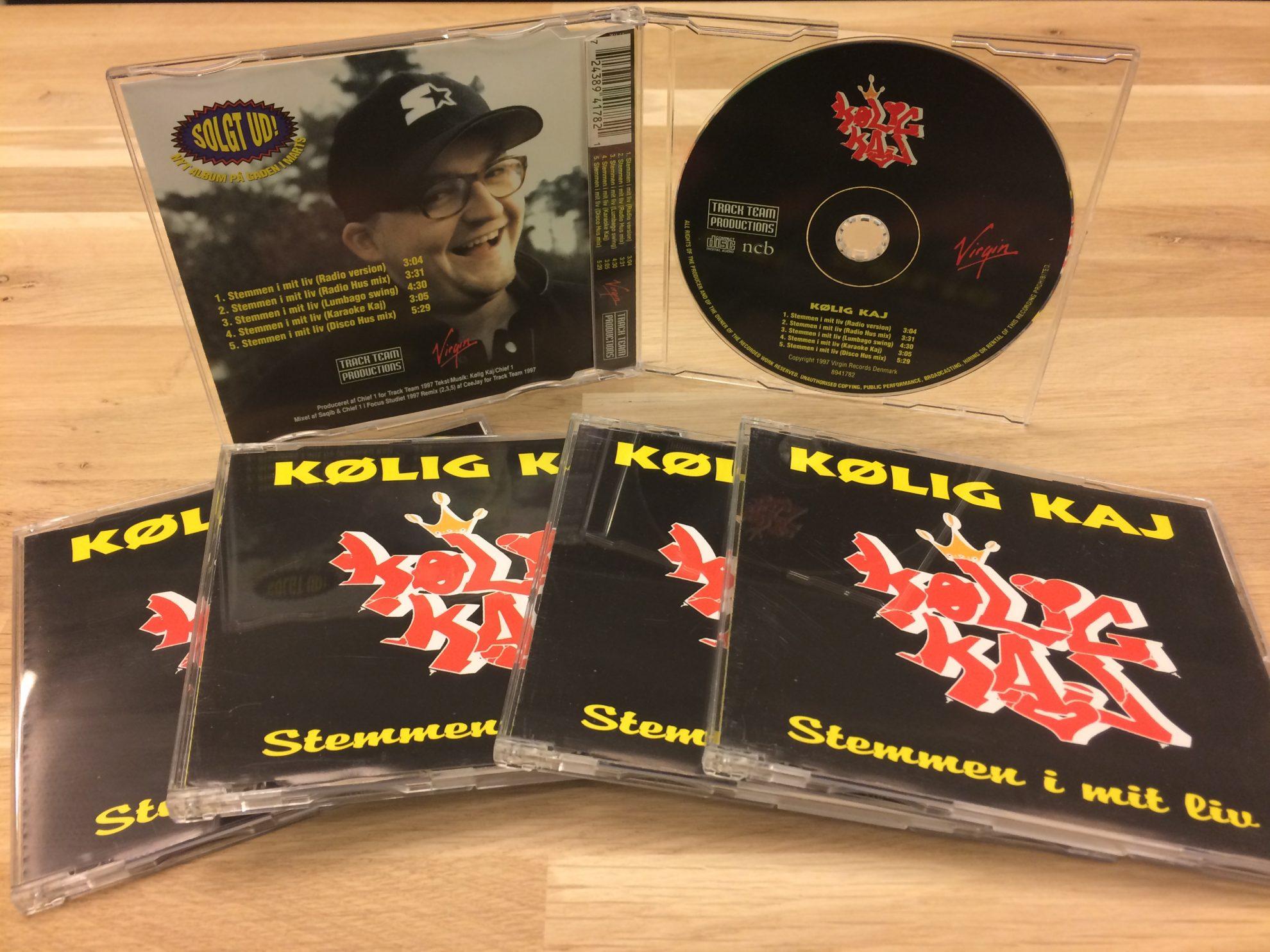 KONKURRENCE – VIND CD MED KØLIG KAJ