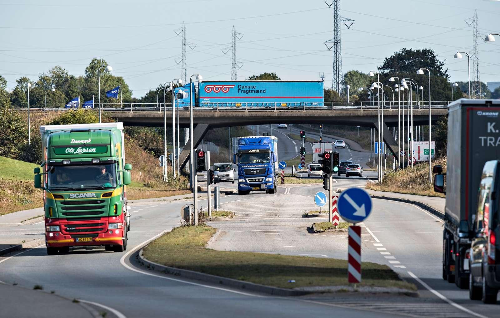 Udvalg sætter gang i infrastrukturprojekter i DanmarkC