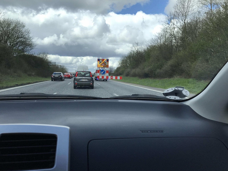 Nyt forsøg skal afkorte trafikkøer hurtigere efter uheld på Fynske Motorvej