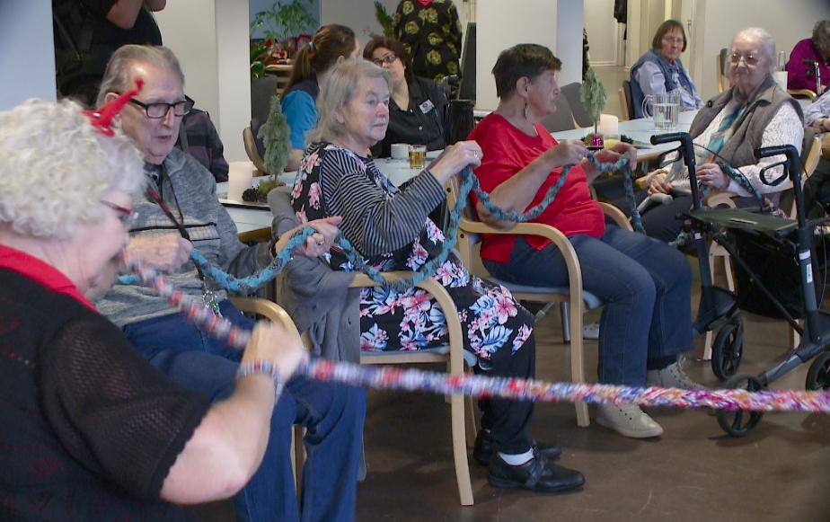 Musik skal give demensramte borgere bedre livskvalitet