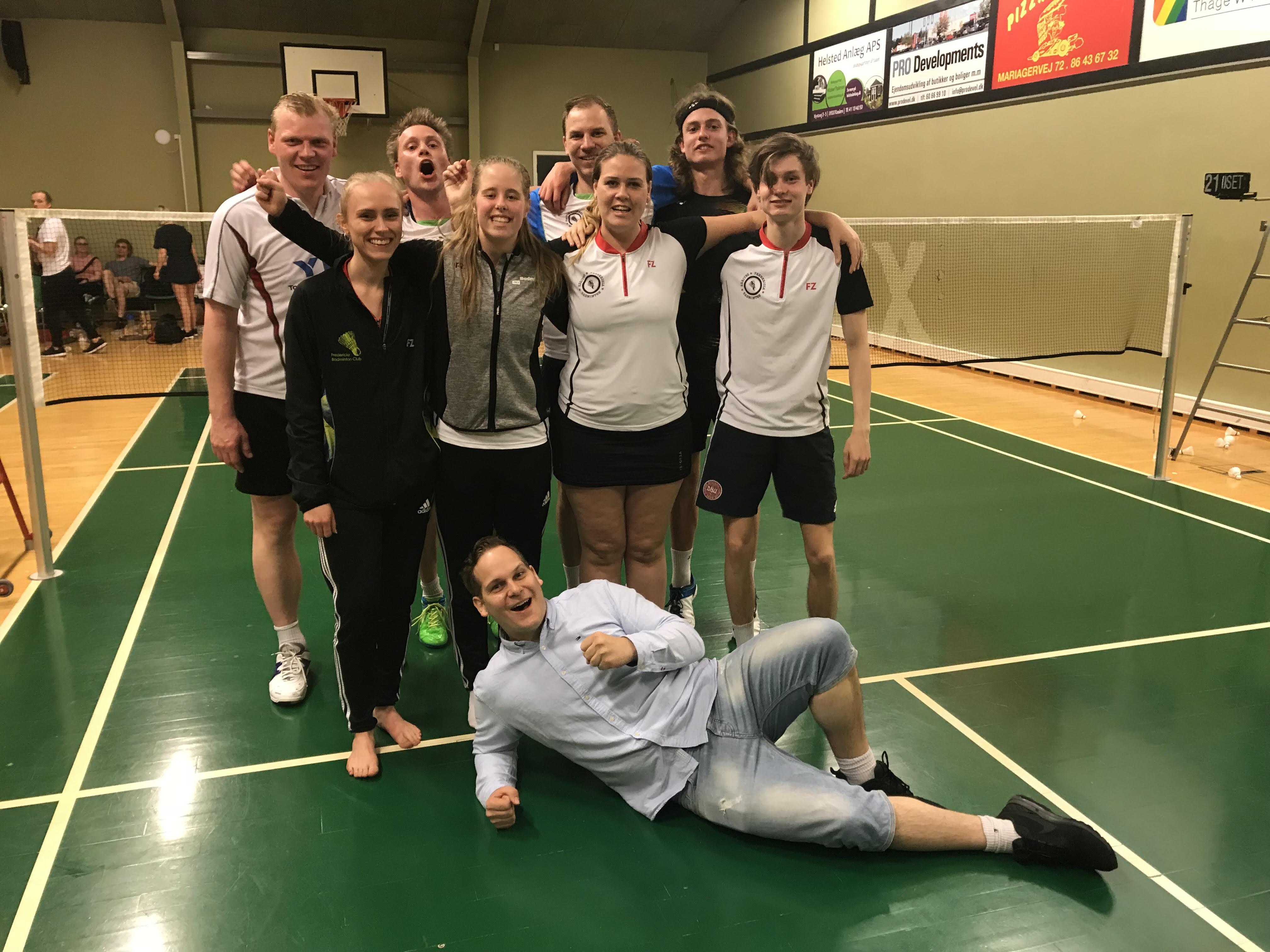 Erritsø/Fredericia sikrede historisk oprykning til Jyllandsserien