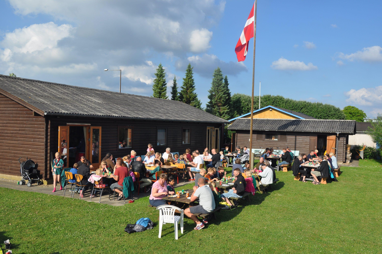 100 års fødselsdag hos KFUM-Spejderne i Fredericia