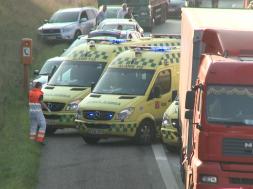 112 ambulance uheld