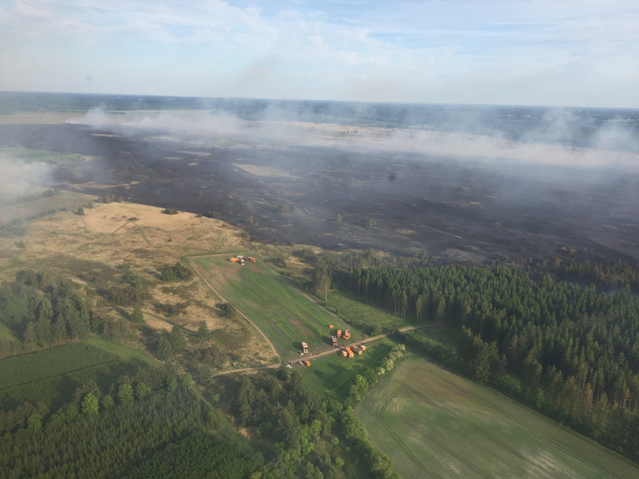 Ophævelse af afbrændingsforbud i Trekant-området, men med skærpede krav ved afbrænding af Sankthansbål