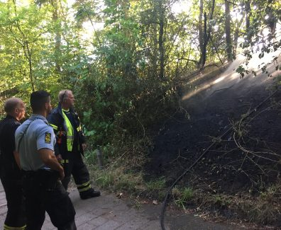 Tonne Kjær brand natur 112