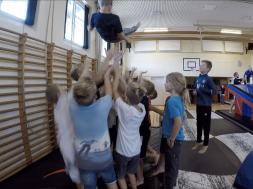 gym fjordbakke