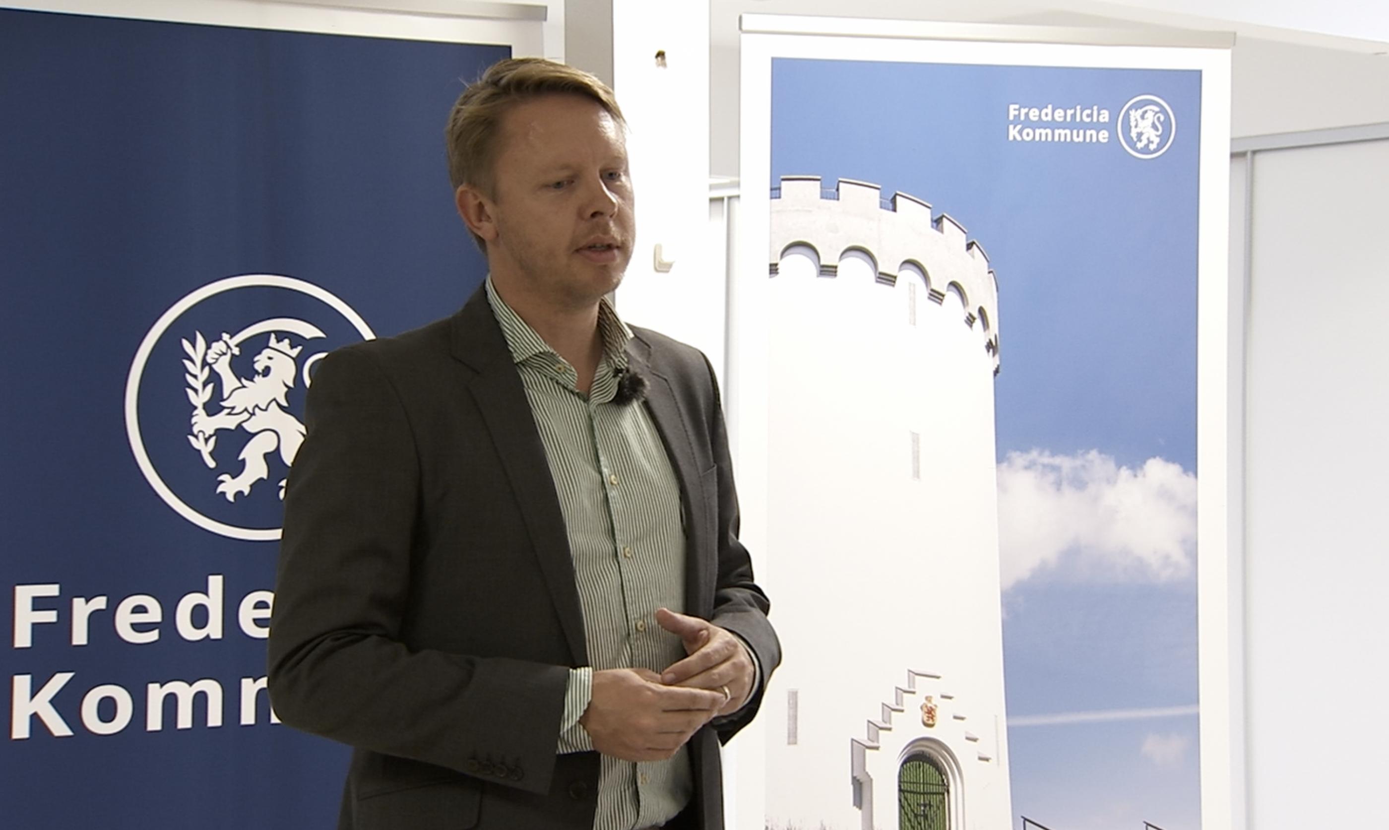 SE VIDEO : BORGMESTEREN FREMLÆGGER HOVEDTRÆK I BUDGETAFTALE