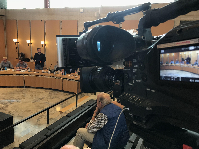 SE VIDEO : Byrådsmøde 2. december 2019