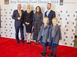 Stop spild af mad dinner 2018