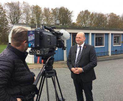 Politiskole Politi justitsminister Søren Pape Poulsen Theis