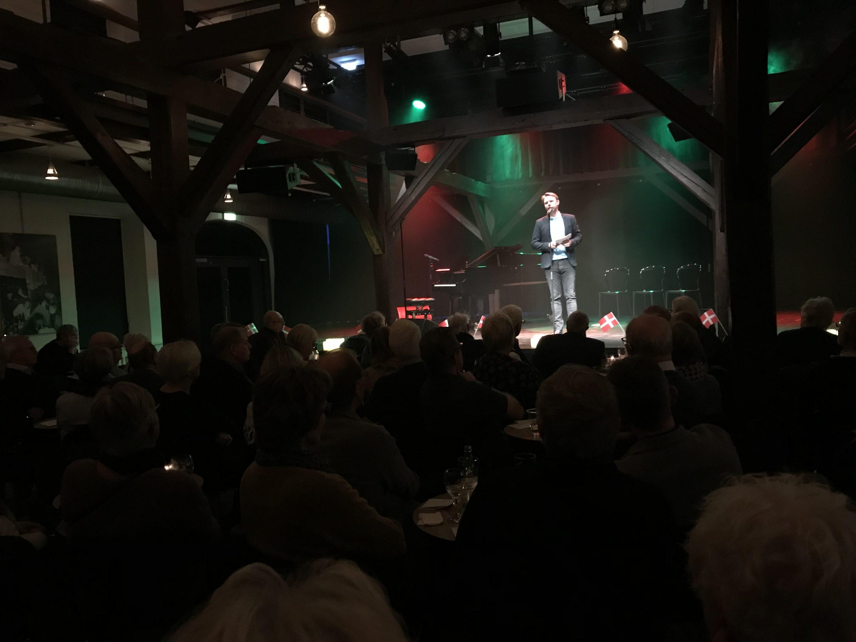 SE VIDEO : FREDERICIAS 368 ÅRS FØDSELSDAG BLEV FEJRET