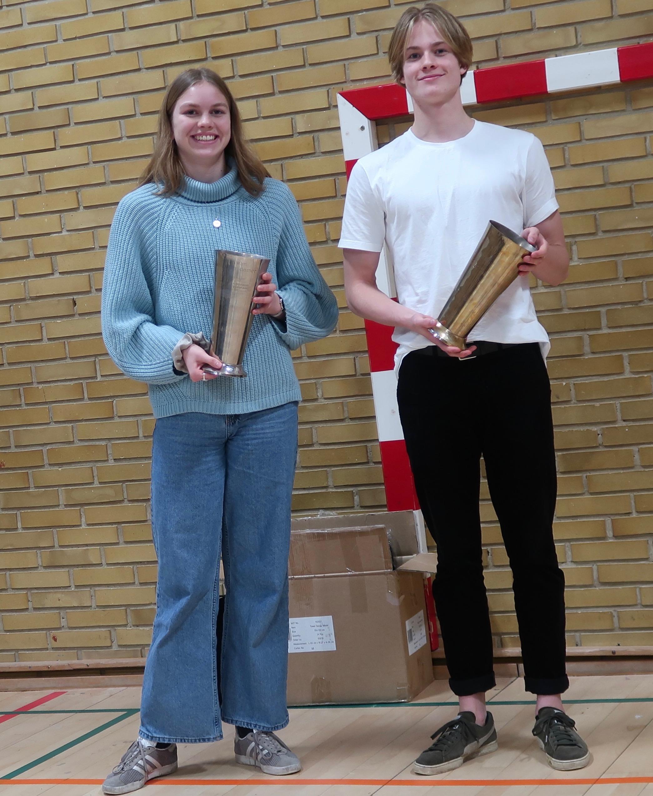 DeltaSwim – Fredericia Svømmeklub har gennemført dette års klubmesterskab for konkurrencesvømmere