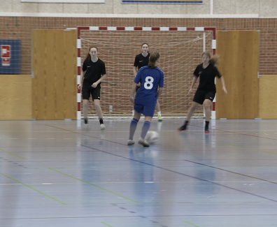 Fodbold pige 1