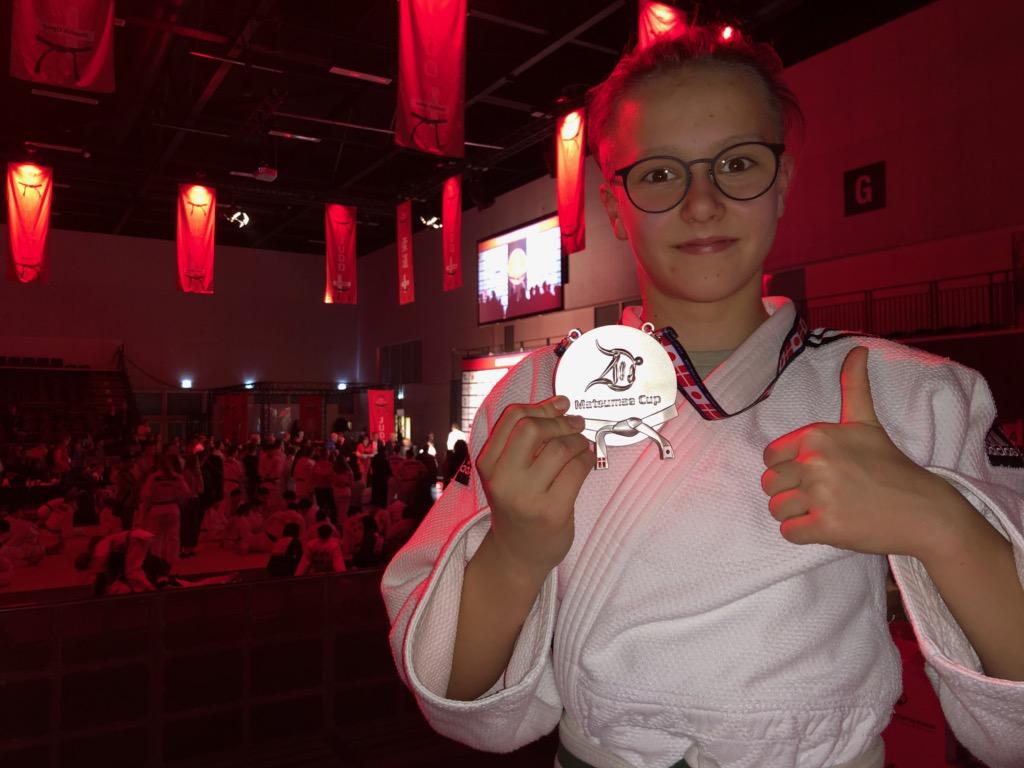 Lokal judokæmper fik 2. plads ved stort internationalt stævne