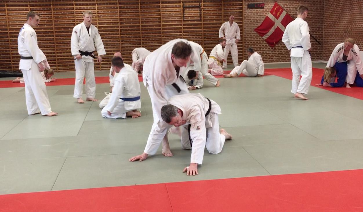Fredericia Judo- og Ju-Jutsu Klub 75 års års jubilæum