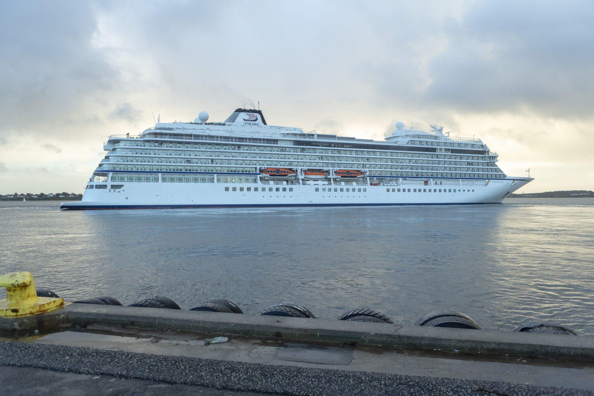 2019 hidtil største krydstogtsæson i Fredericia