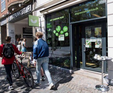 Det Grønne Rum – Danmarksgade – Fredericia Kommune.