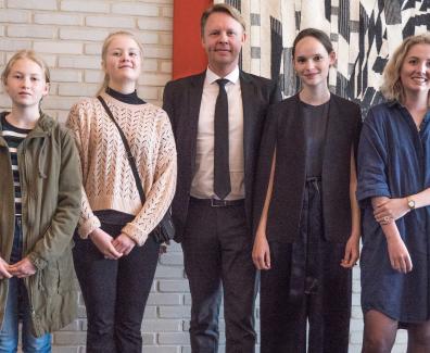 Frihedspris 2019