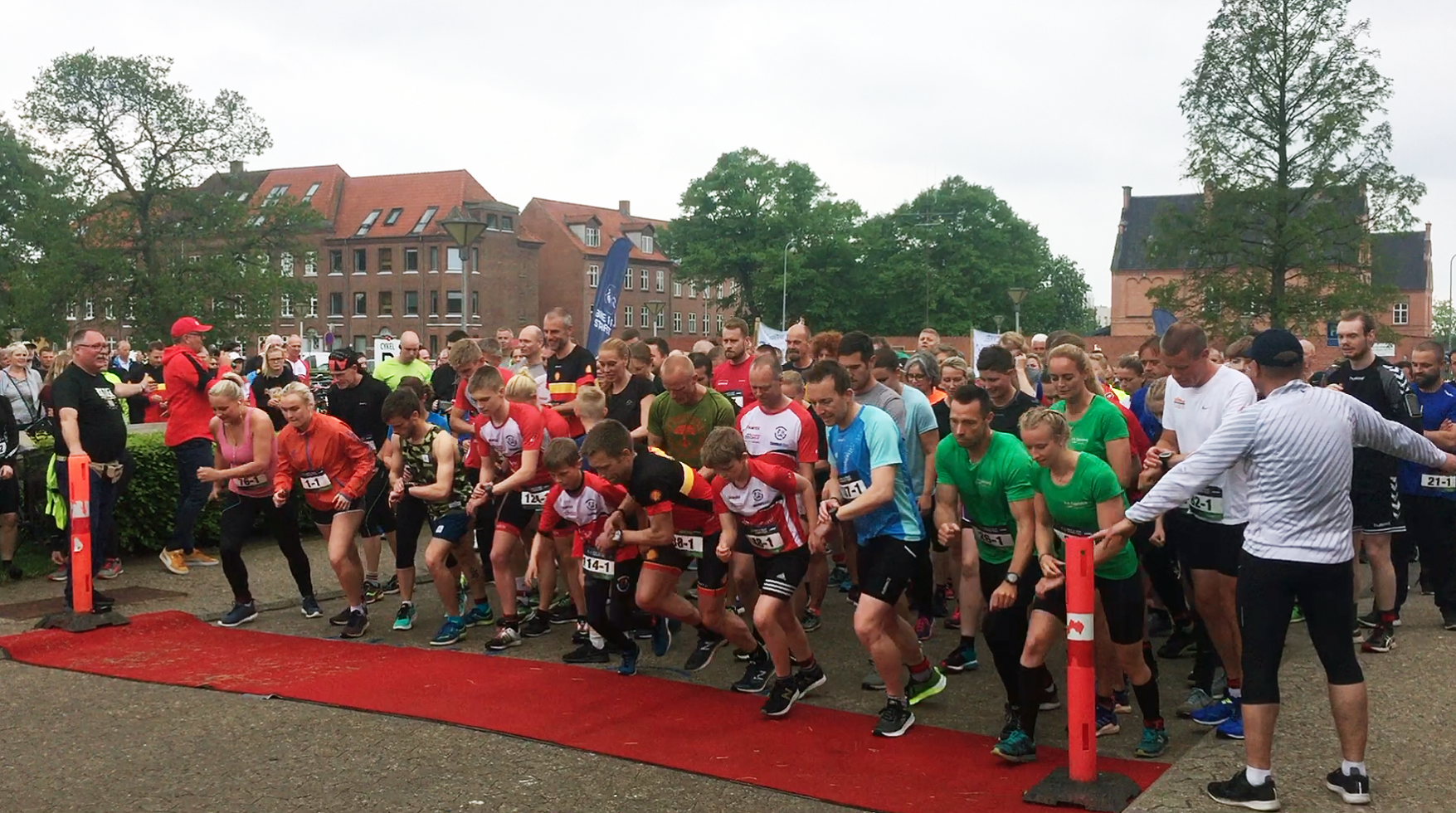 SE VIDEO : Bike & Run 2019 i Fredericia