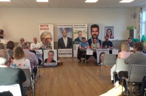 valgdebat i tegnsprogshuset