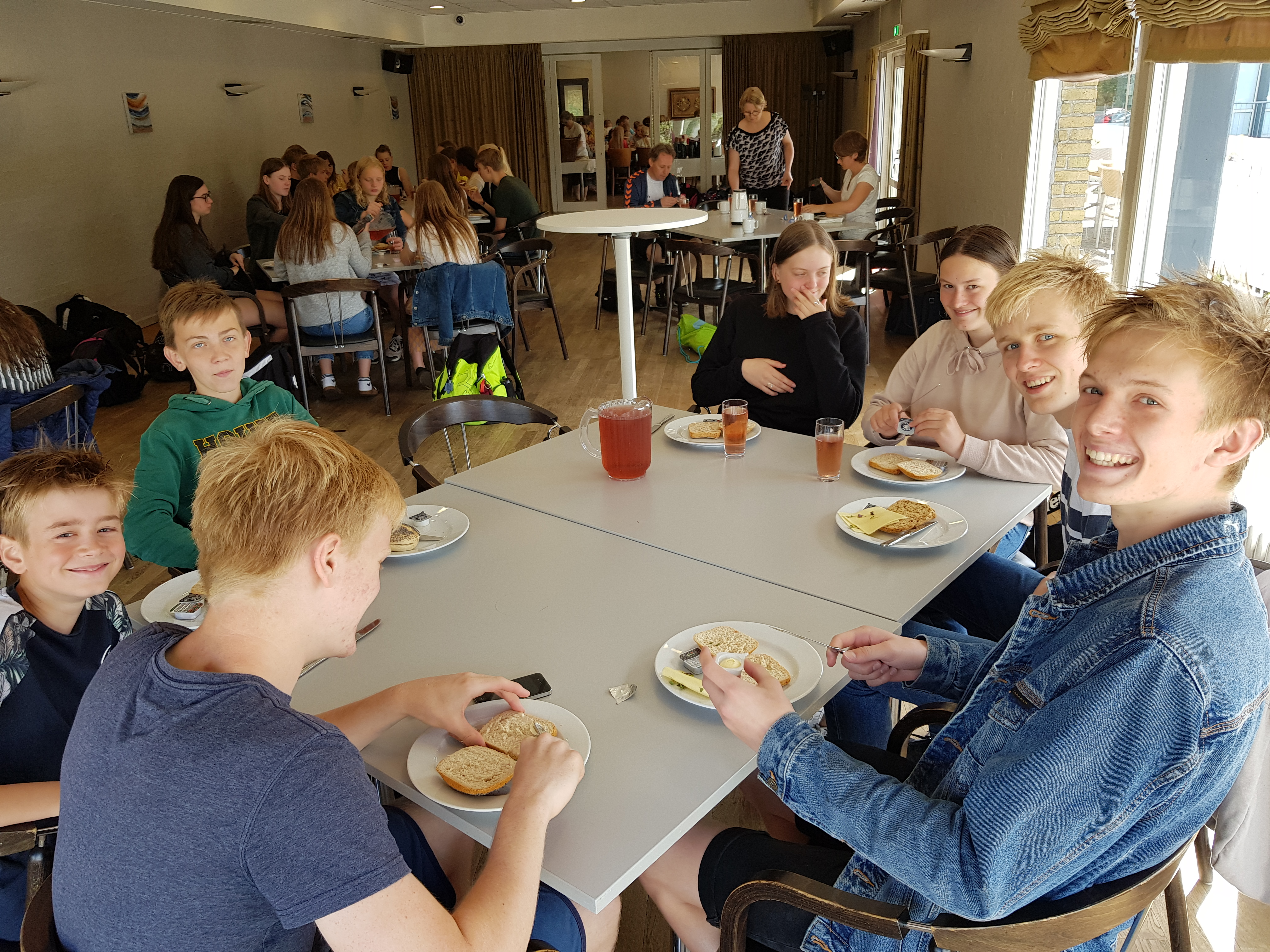 Fælles afslutningsstævne for Erritsø Svømmeklub, DeltaSwim & Fredericia Svømmeklub