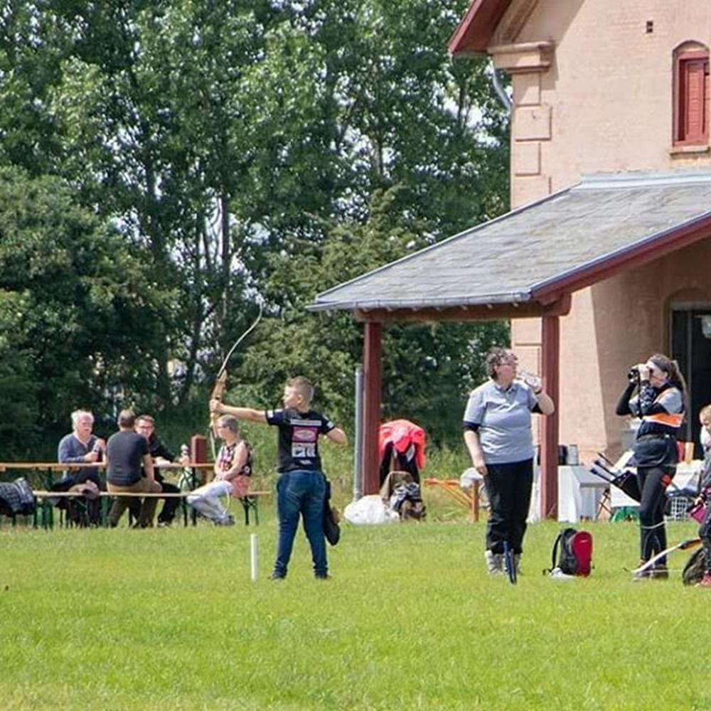 Bjørne og bueskytter fra hele landet indtager Kastellet lørdag den 29. juni
