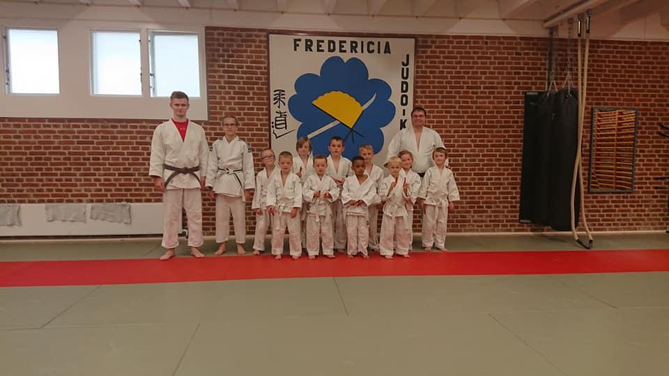 Fredericia Judo- og jujutsu Klub afholder DM i Judo
