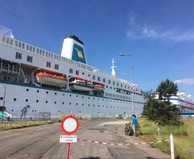 Krydstogtskibe