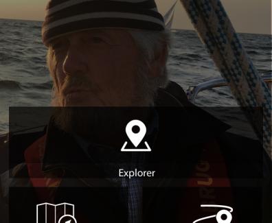 SejlSikkert Alarm app 2